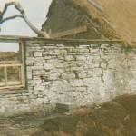 Kitchen, with cruck beam